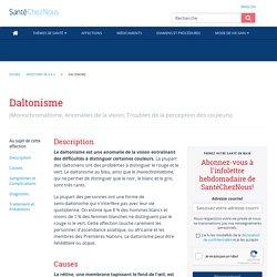Daltonisme - Causes, Symptômes, Traitement, Diagnostic - canoe.ca