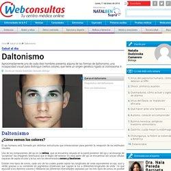 Daltonismo, qué es y causas - Salud al día