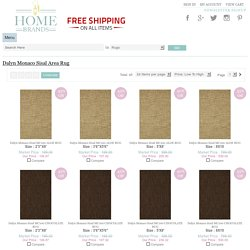 Buy Dalyn Monaco Sisal Area Rug at homebrandsusa.com