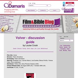Damaris Film & Bible Blog