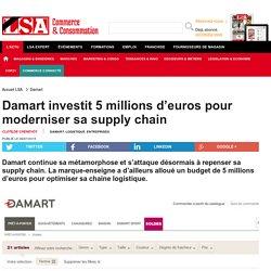 Damart investit 5 millions d'euros pour...