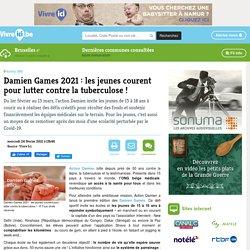Damien Games 2021 : les jeunes courent pour lutter contre la tuberculose !