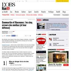 Dammartin et Vincennes: les cinq erreurs des médias (et leur défense) - Rue89 - L'Obs
