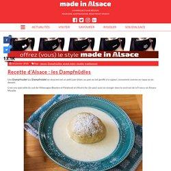Recette d'Alsace : les Dampfnüdles - Made in Alsace