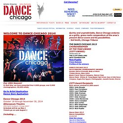Dance Chicago | Chicago Dance Festival