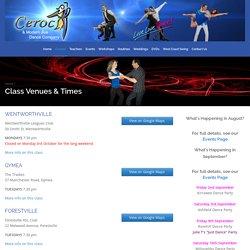 Dance Classes, Dancing Classes, Dancing Lessons