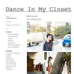 Dance In My Closet