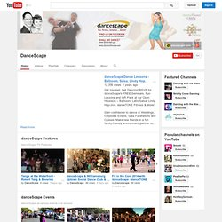 www.dancescape.TV