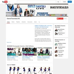 DanceTutorialsLIVE