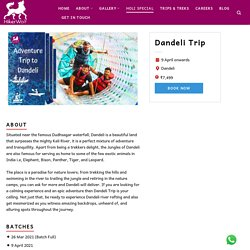 Dandeli Tour and River Rafting Packages - HikerWolf