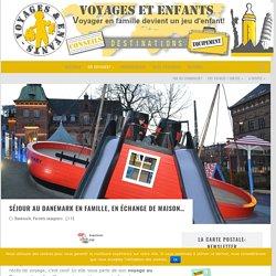 Danemark: voyage avec des enfants