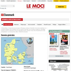 Danemark - Le Moci