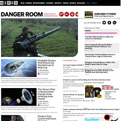 Danger Room - What's Next in National Security