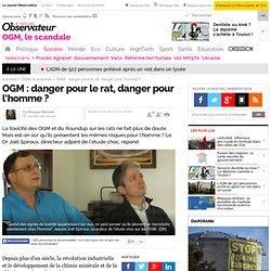 OGM : danger pour le rat, danger pour l'homme ? - 19 septembre 2012