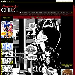 Dangerously Chloe :: Chapter 1 - That damned girl