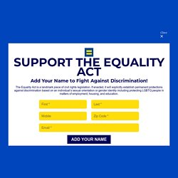 The Lies and Dangers of Efforts to Change Sexual Orientation or Gender Identity - HRC
