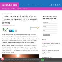Les dangers de Twitter et des réseaux sociaux dans le dernier clip Carmen de Stromae – Les Outils Tice