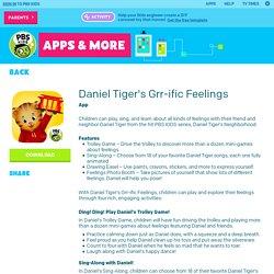Daniel Tiger's Grr-ific Feelings Mobile Downloads
