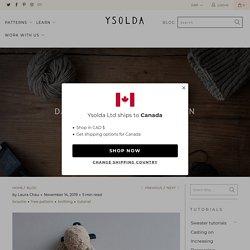 Daniel's Hat, a free pattern - Ysolda Ltd
