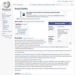 Daniel Kieffer