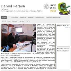 Daniel Peraya