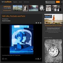 Daniel Gordon - Still Lifes, Portraits and Parts