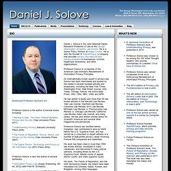Daniel Solove