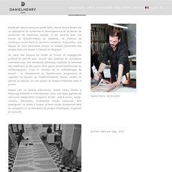 Daniel Henry Textile Design Studio