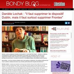 """Danièle Lochak : """"il faut supprimer le dispositif Dublin, mais il faut surtout supprimer Frontex"""""""