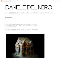 Daniele Del Nero - After Effects