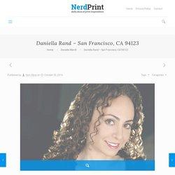 Daniella Rand - San Francisco, CA 94123