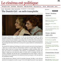 The Danish Girl : un mélo transphobe