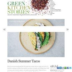 Danish Summer Tacos