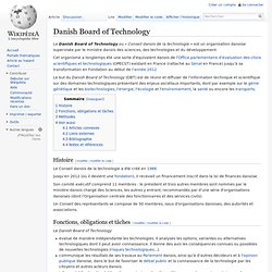Danish Board of Technology