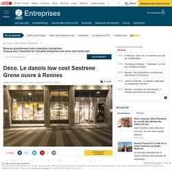 Déco. Le danois low cost Søstrene Grene ouvre à Rennes