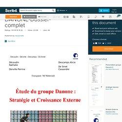 DANONE-Dossier-complet
