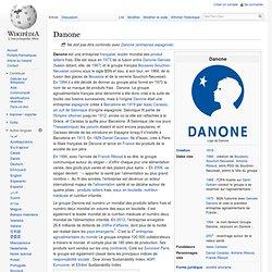 Danone (entreprise française)