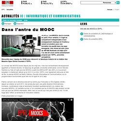 Dans l'antre du MOOC