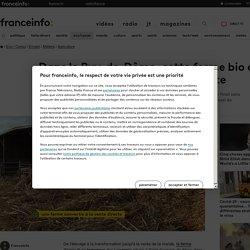 FRANCE INFO 26/02/21 Dans le Puy-de-Dôme, cette ferme bio a fait le pari de la vente directe