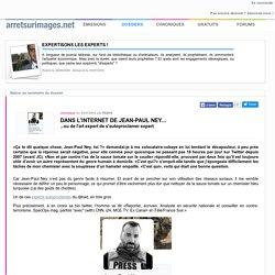 Dans l'internet de Jean-Paul Ney...