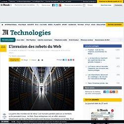 Dans la jungle des robots du Web