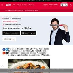 Dans les marmites de l'Algérie