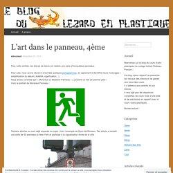 Le Blog du lézard en plastique