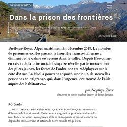 Dans la prison des frontières - Nepthys Zwer