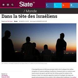 Dans la tête des Israéliens