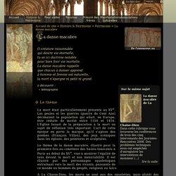 La danse macabre - abbaye-chaise-dieu.com