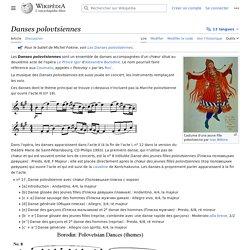 Danses polovtsiennes