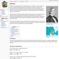 Danska - Skolbok