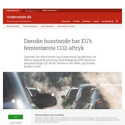 Danske husstande har EU's femtestørste CO2-aftryk