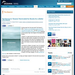 Ted Danson's 'Oceana' Nominated for Books for a Better Life Award | The Beacon: Oceana's Blog